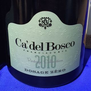 Ca' del Bosco Franciacorta Vintage Collection Dosage Zéro