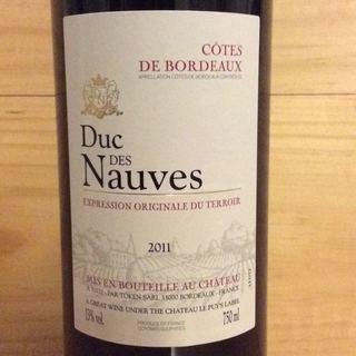 Duc des Nauves