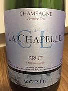 CL. de La Chapelle Ecrin