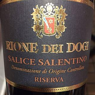 Rione dei Dogi Salice Salentino Riserva