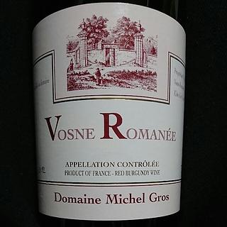 Dom. Michel Gros Vosne Romanée