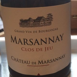 Ch. de Marsannay Marsannay Clos de Jeu(シャトー・ド・マルサネ マルサネ クロ・ド・ジュ)