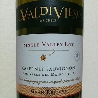 Valdivieso Single Valley Lot Cabernet Sauvignon Gran Reserva (Maipo Valley)