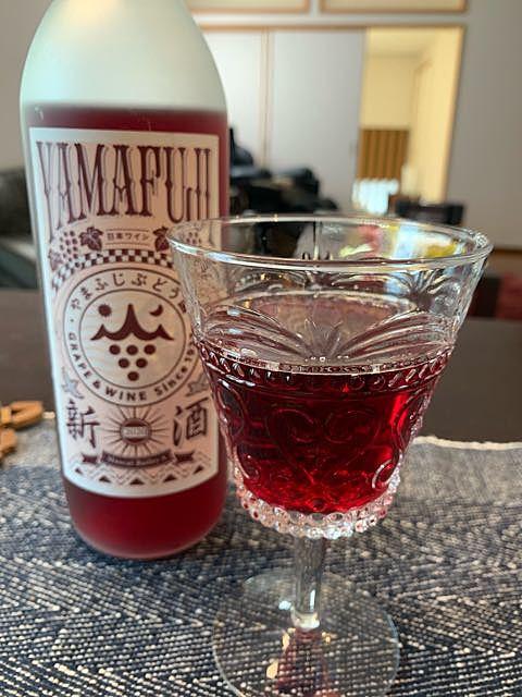 やまふじぶどう園 Yamafuji 新酒 赤(ヤマフジ)