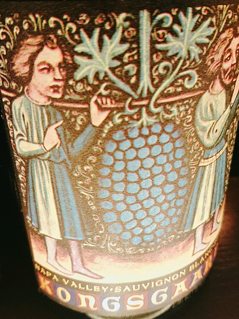 Kongsgaard Sauvignon Blanc