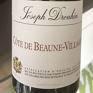 Joseph Drouhin Côte de Beaune Villages