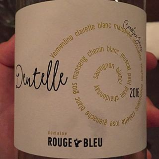 Dom. Rouge Bleu Dentelle Blanc(ドメーヌ・ルージュ・ブルー ダンテル ブラン)