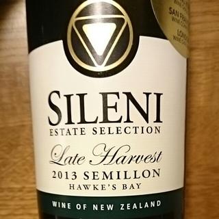 Sileni Estate Selection Late Harvest Semillon