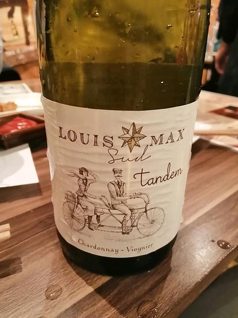 Louis Max Tandem Chardonnay Viognier(ルイ・マックス タンデム シャルドネ ヴィオニエ)