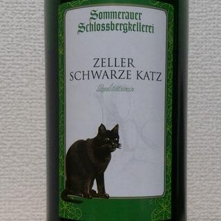Sommerauer Schlossbergkellerei Zeller Schwarze Katz