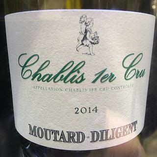 Moutard Diligent Chablis 1er Cru