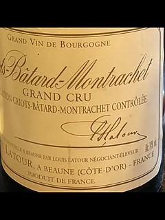 Louis Latour Bienvenues Bâtard Montrachet Grand Cru