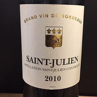 Sichel Saint Julien
