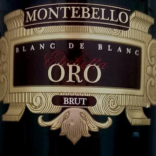 MonteBello Etichetta Oro Blanc de Blanc Brut