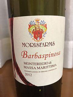 Morisfarms Barbaspinosa Montereggio di Massa Marittima Rosso