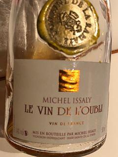 Michel Issaly Vin de L'Oubli(ミシェル・イッサリ ヴァン・ド・ルーブリ)