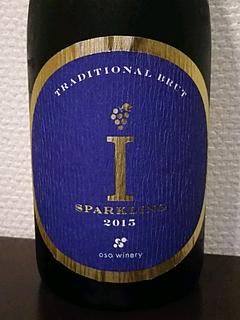 OSA Winery I Sparkling(オサ・ワイナリー アイ スパークリング)