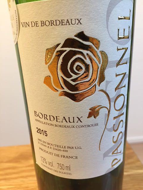 Passionnel Bordeaux