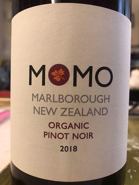 Momo Pinot Noir(モモ ピノ・ノワール)