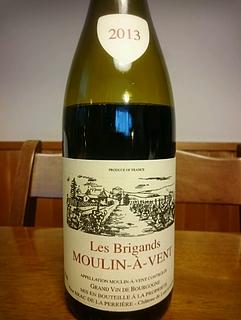Brac de la Perrière Moulin à Vent Les Brigands(バラック・ド・ラ・ペリエール ムーラン・ナ・ヴァン レ・ブリガン)