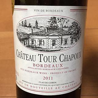 Ch. Tour Chapoux Rouge