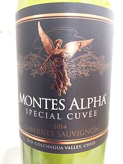 Montes Alpha Special Cuvée Cabernet Sauvignon(モンテス・アルファ スペシャル・キュヴェ カベルネ・ソーヴィニヨン)