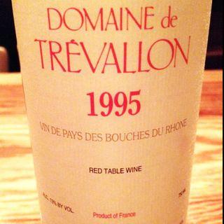 Dom. de Trévallon Rouge 1995