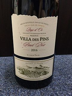 Dom. du Serret Pinot Noir