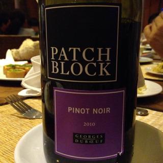 Patch Block Pinot Noir