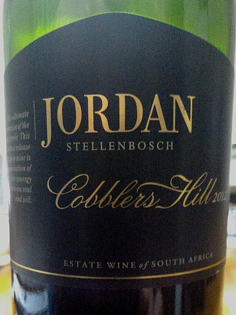 Jordan Cobblers Hill 2012