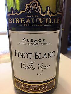Cave de Ribeauvillé Pinot Blanc Vieilles Vignes Reserve
