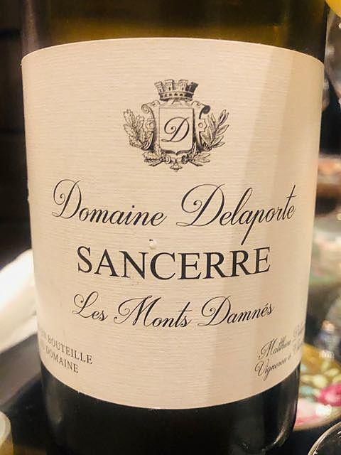 Dom. Delaporte Sancerre Les Monts Damnés(ドメーヌ・デラポルテ サンセール レ・モン・ダネ)