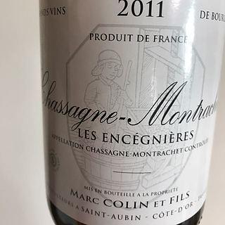 Marc Colin et Fils Chassagne Montrachet Les Encégnières