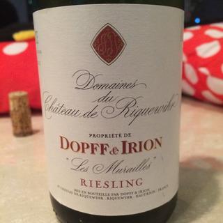 Dopff & Irion Dom. du Ch. de Riquewihr Riesling Les Murailles