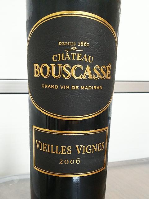Ch. Bouscassé Vieilles Vignes
