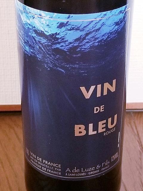 Vin de Bleu Rouge