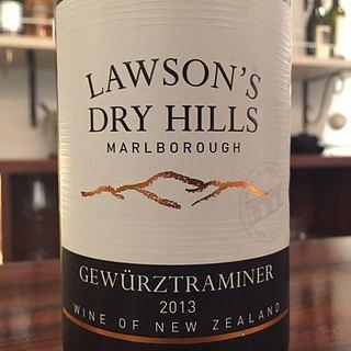 Lawson's Dry Hills Gewürztraminer
