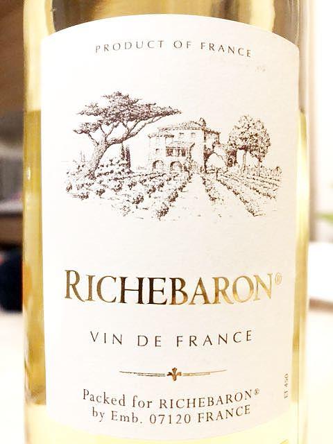Rochebaron (Richebaron) Sélection Blanc(ロシュバロン セレクション ブラン)