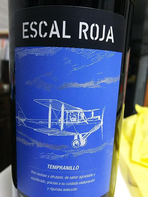 Escal Roja Tempranillo(エスカル・ロハ テンプラニーリョ)