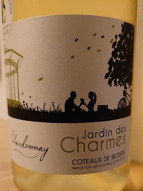 Jardin des Charmes Chardonnay