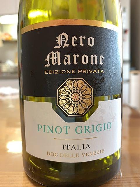 Nero Marone Pinot Grigio(ネロ・マローネ ピノ・グリージョ)