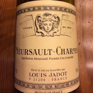 Louis Jadot Meursault 1er Cru Charmes(ルイ・ジャド ムルソー プルミエ・クリュ シャルム)