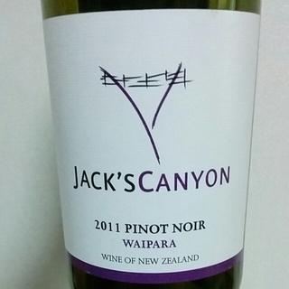 Jack's Canyon Waipara Pinot Noir