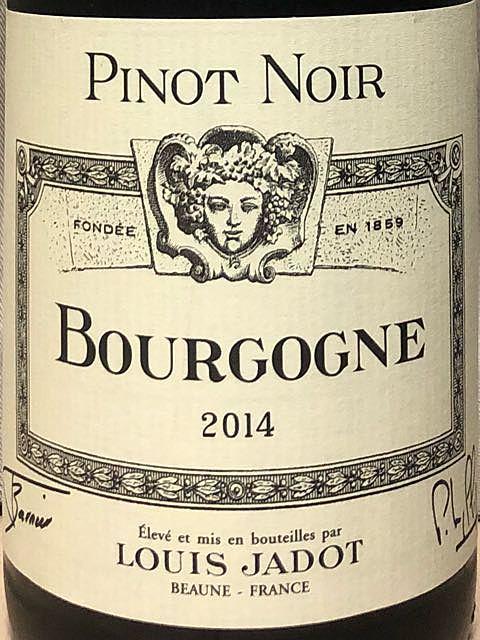 Louis Jadot Bourgogne Songes de Bacchus Pinot Noir