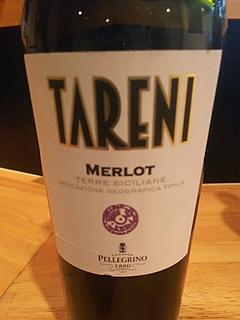 Pellegrino Tareni Merlot