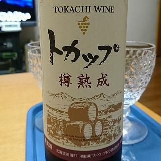 十勝ワイン トカップ 樽熟成