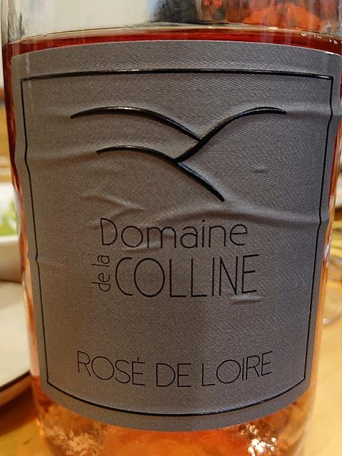 Dom. de la Colline Rosé de Loire