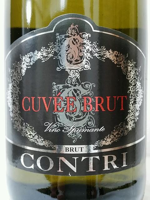Contri Cuvée Brut(コントリ キュヴェ ブリュット)
