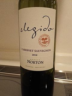 Norton Elegido Cabernet Sauvignon(ノートン エレヒード カベルネ・ソーヴィニヨン)