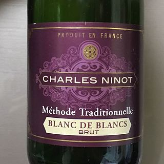 Charles Ninot Blanc de Blancs Brut(シャルル・ニノ ブラン・ド・ブラン ブリュット)